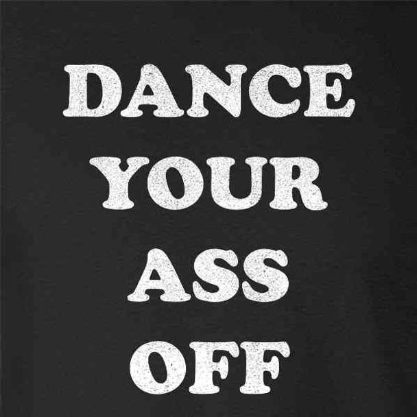 Dance Your Ass Off Retro 80s Halloween Costume