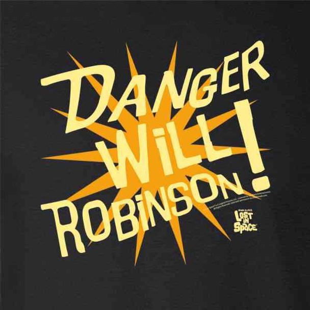 Danger Will Robinson! Lost In Space Retro SciFi TV