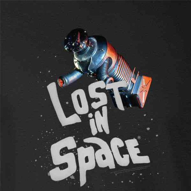 Lost In Space Adrift Robot