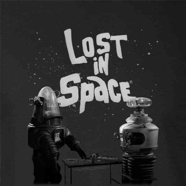 Lost In Space Robots