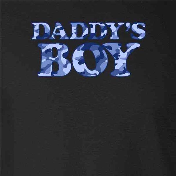 Daddy's Boy Camo Print Baby