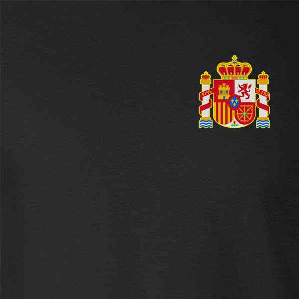 Spain Soccer Retro National Team