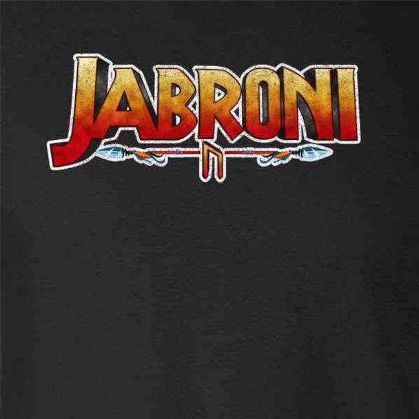 Jabroni Funny Movie Logo Parody