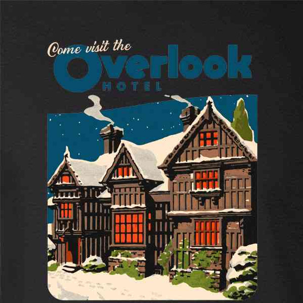 Come Visit The Overlook Hotel Vintage Travel