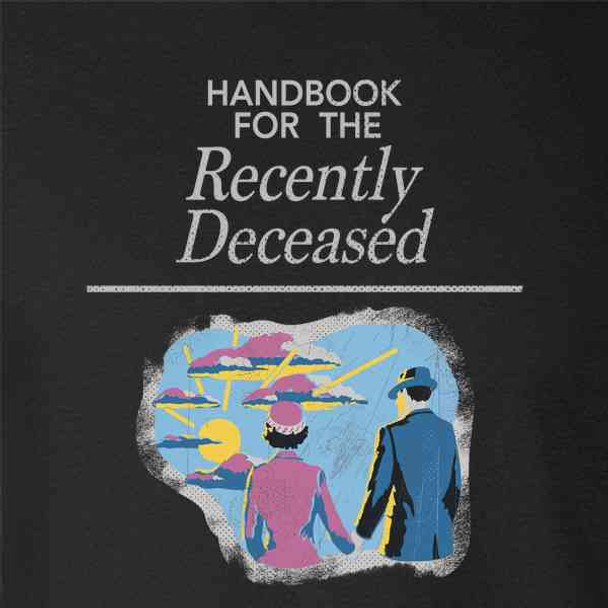 Handbook For the Recently Deceased Halloween