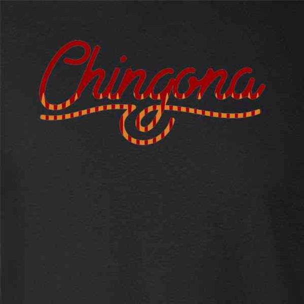 Chingona Script Cinco de Mayo Attitude Latina