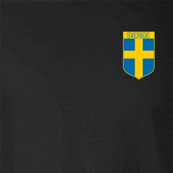 Sweden Soccer Retro National Team