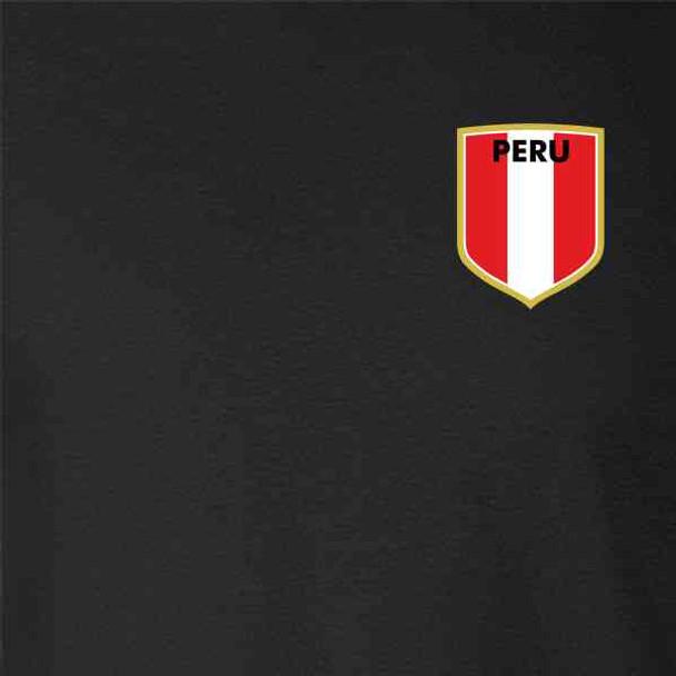 Peru Soccer Retro National Team