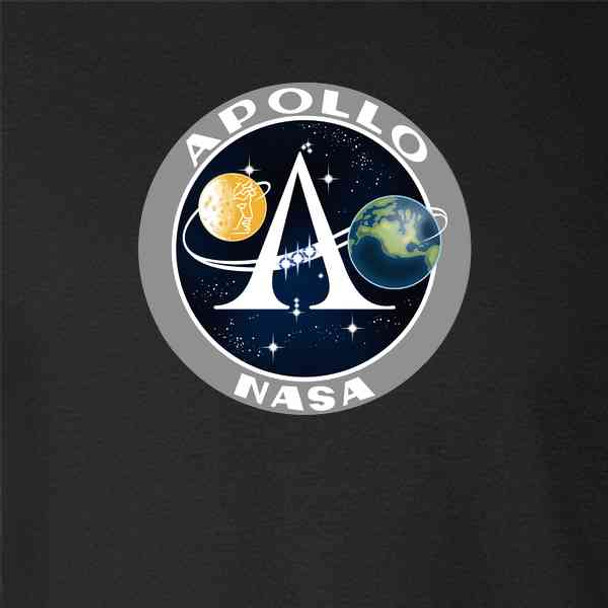 Apollo Program Logo NASA Approved