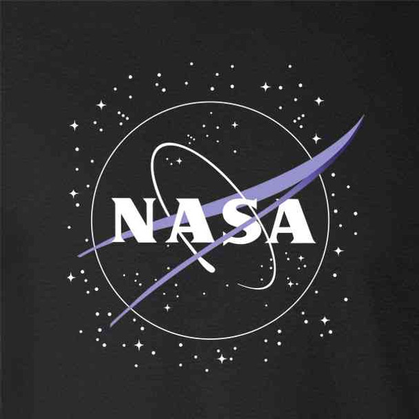 NASA Approved Meatball Logo With Stars