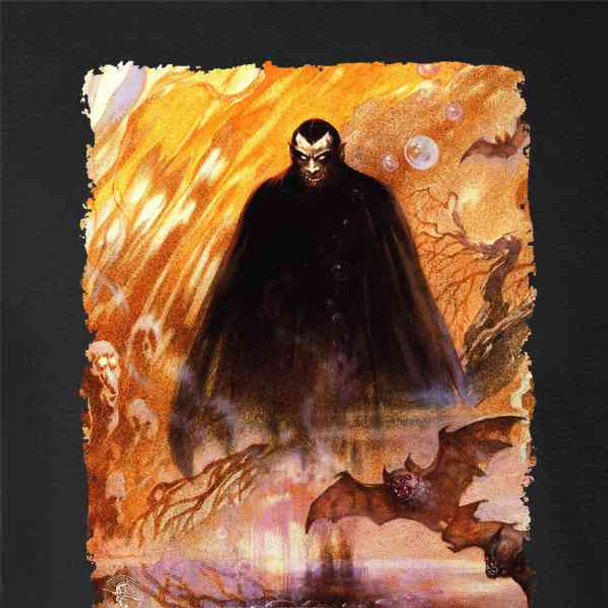 Count Dracula by Frank Frazetta Art Costume