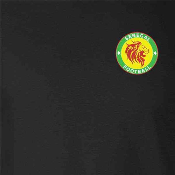 Senegal Soccer Retro National Team