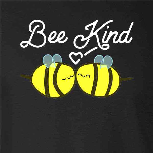 Bee Kind Cute Pun Kindness Graphic