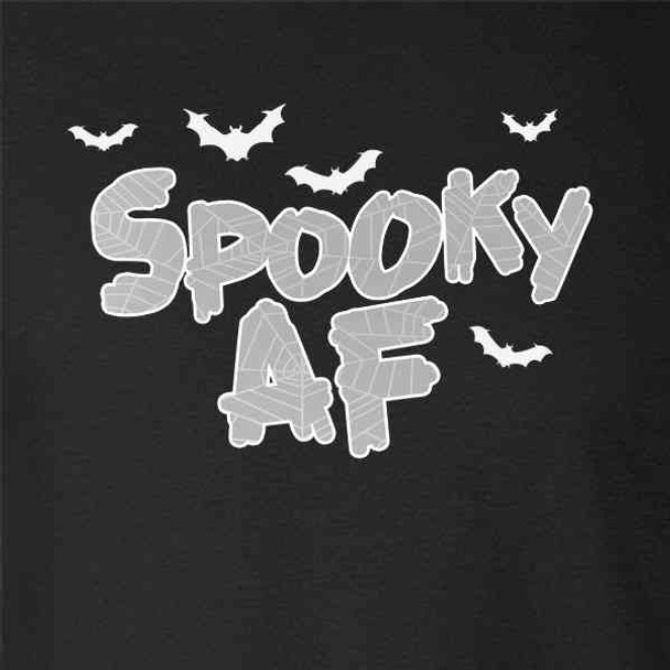 Spooky AF Funny  Halloween Costume