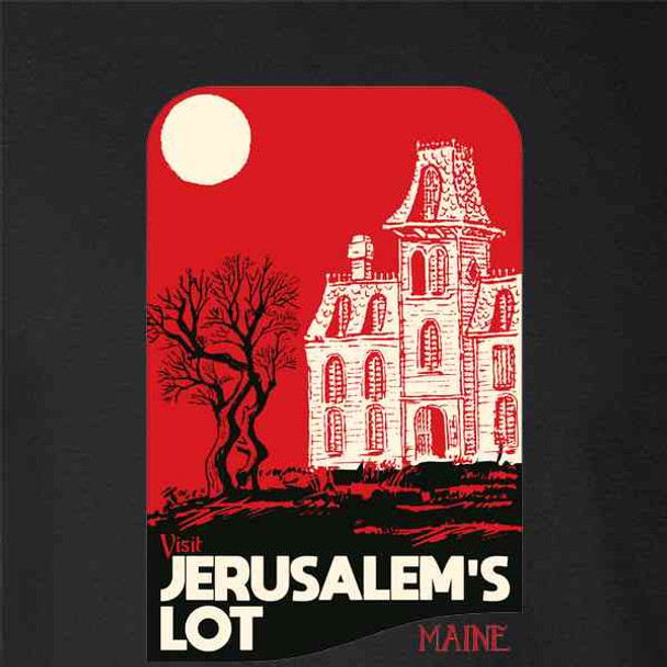 Visit Jerusalems Lot Maine Fantasy Travel