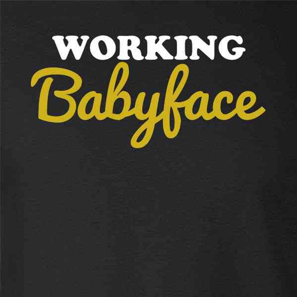 Working Babyface Pro Wrestling Funny Character