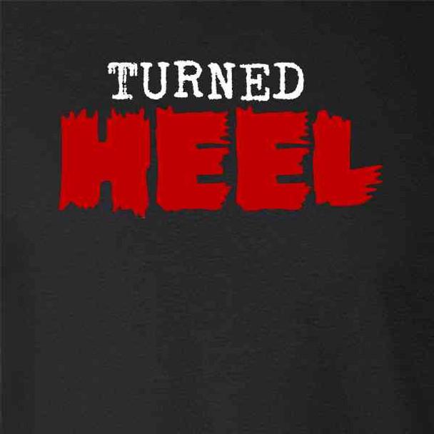 Turned Heel Pro Wrestling Funny Character