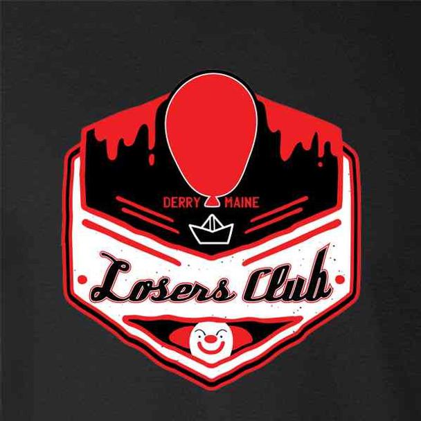 Losers Club Derry Maine Logo Horror  Costume