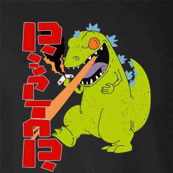 Cartoon Kaiju Funny Retro 90s