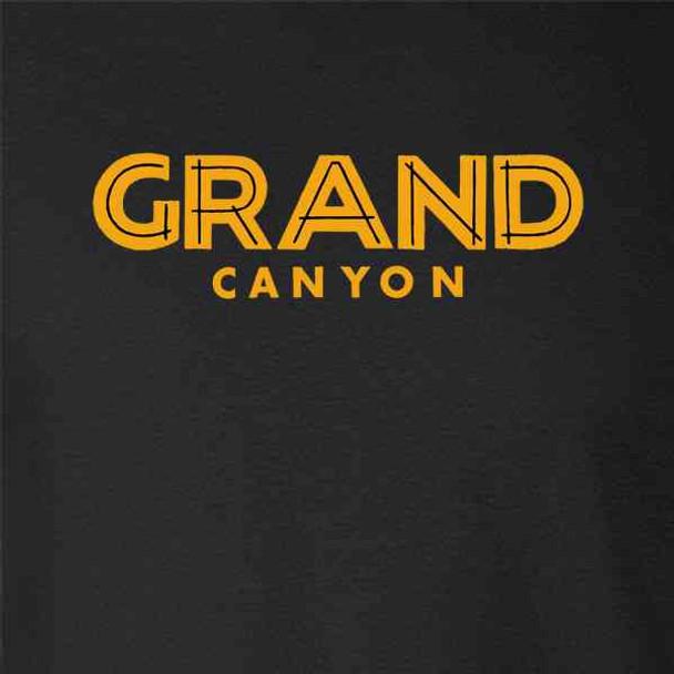 Grand Canyon Retro Vintage Travel