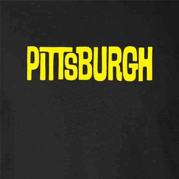 Pittsburgh Retro Vintage Travel