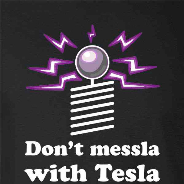 Dont Messla With Tesla Funny Science