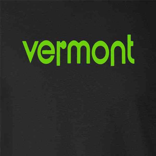 Vermont Retro Vintage State Travel