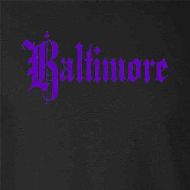 Baltimore Maryland Retro Vintage Travel