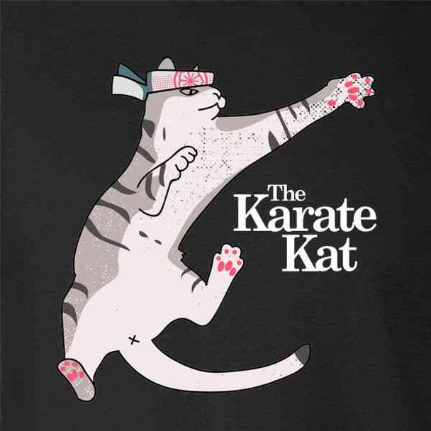 The Karate Kat Funny Cat Meme