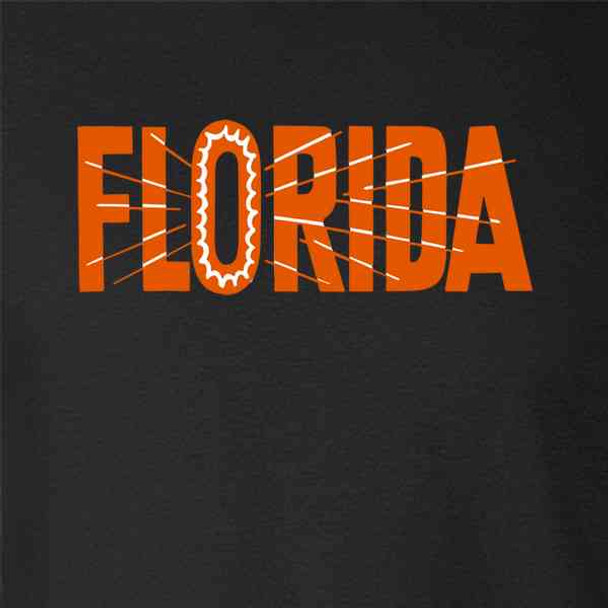 Florida State Retro Vintage Travel