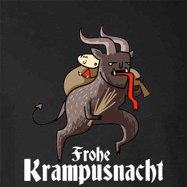 Frohe Krampusnacht Krampus Christmas Funny