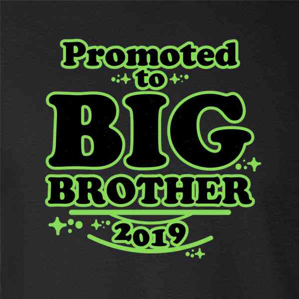 Promoted to Big Brother 2019 Cute New Baby