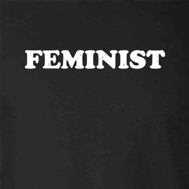 Im A Feminist Simple Retro