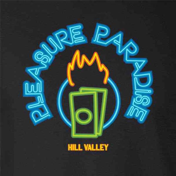 Pleasure Paradise Hill Valley California Costume