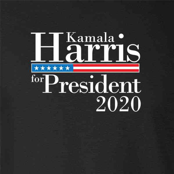 Expression Tees Kamala Harris 2020 for President Youth-Sized Hoodie