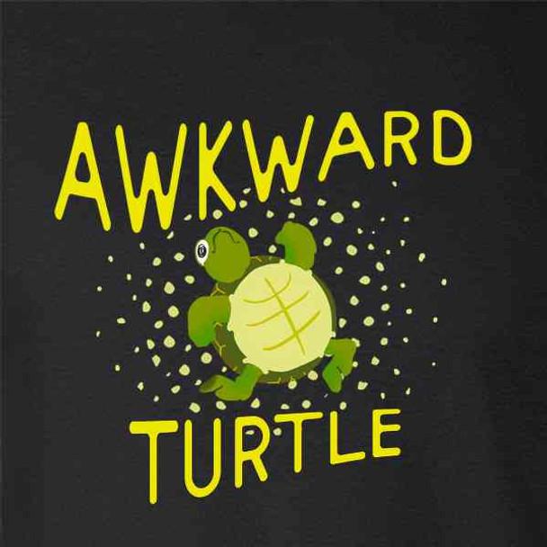 Awkward Turtle Funny Meme