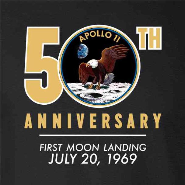 NASA Approved Apollo 11 Moon Landing 50th