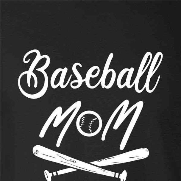 Baseball Mom Team Player League Mother's Day