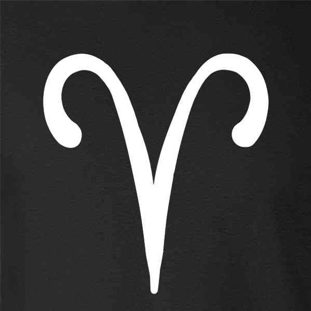 Aries Zodiac Astrology Symbol Horoscope