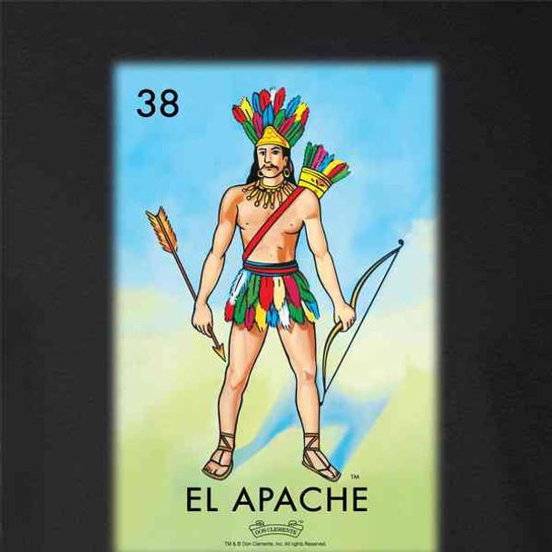 El Apache Loteria Card Mexican Bingo