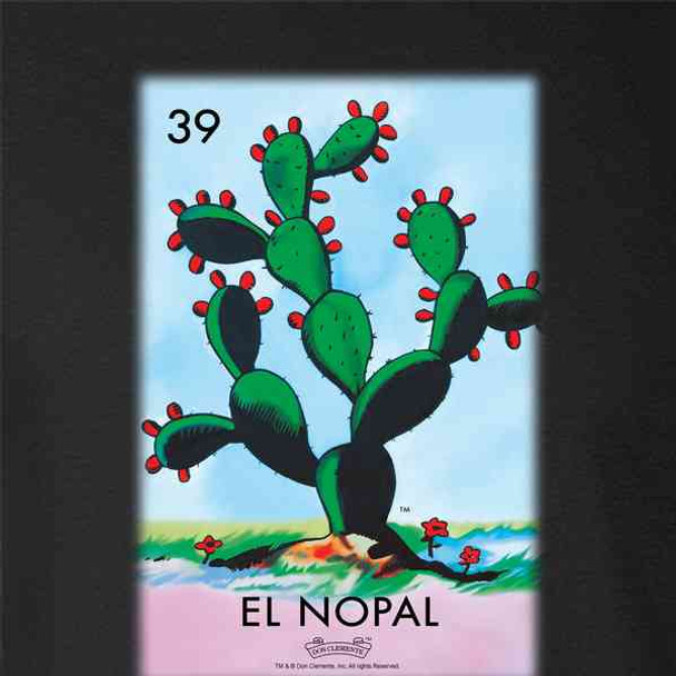 b39ba0e77 El Nopal Cactus Loteria Card Mexican Bingo - Pop Threads