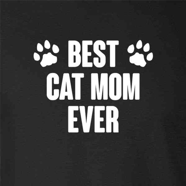 Best Cat Mom Ever Mother's Day