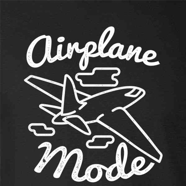Airplane Mode Travel Vacation