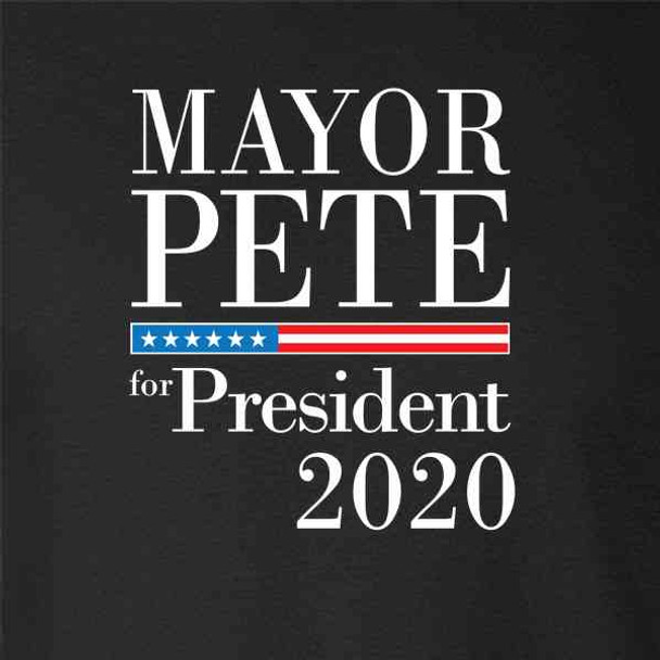 Mayor Pete For President Buttigieg 2020 Campaign