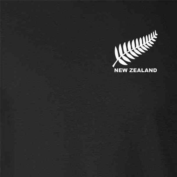 New Zealand Soccer Retro National Team Jersey