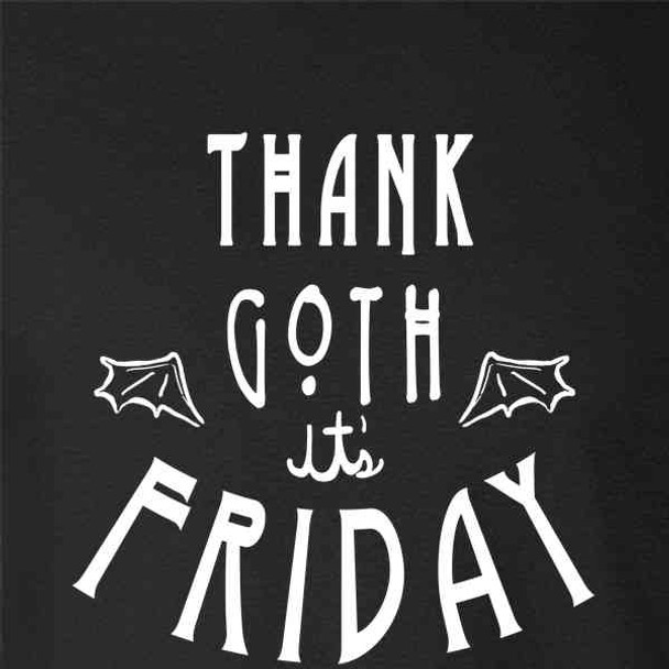 Thank Goth It's Friday Funny Horror Costume