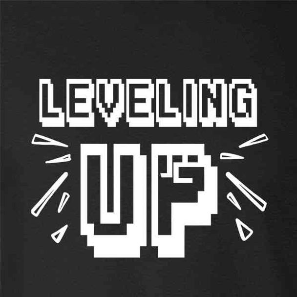 Leveling Up! Retro Video Gaming Gamer