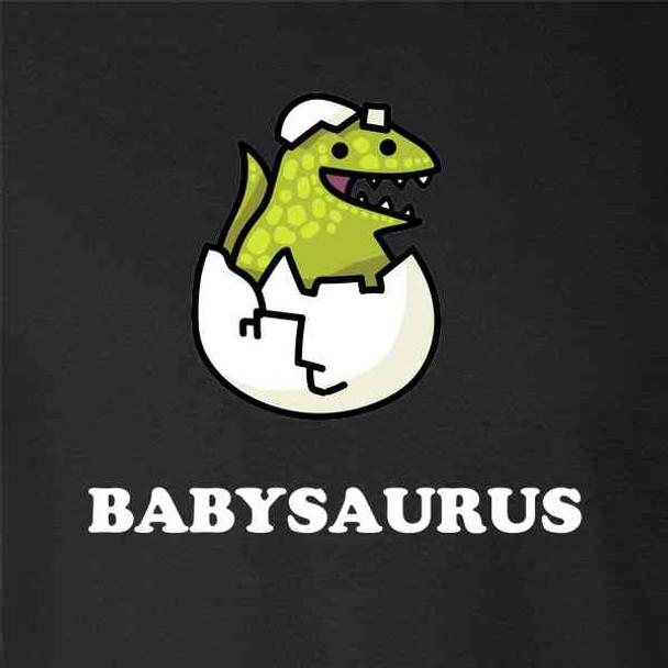 Babysaurus Cute Funny Baby Dinosaur