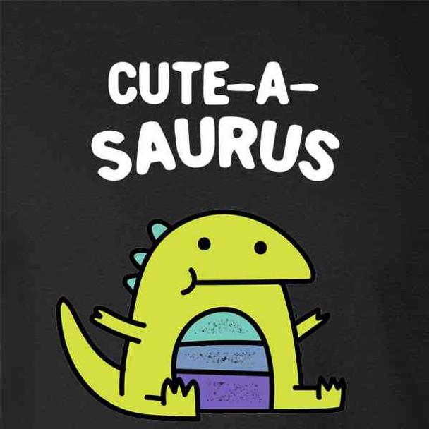 Cute-a-Saurus Cute Funny Dinosaur