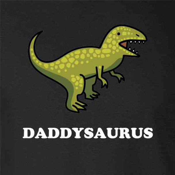 Daddysaurus Cute Funny Dinosaur Gift For Dad